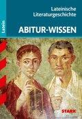 Lateinische Literaturgeschichte