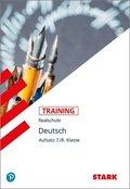 Deutsch - Aufsatz 7./8. Klasse