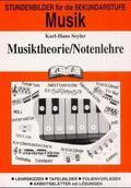 Musik (Sekundarstufe): Musiktheorie / Notenlehre