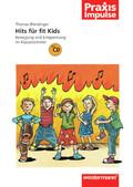 Hits für fit Kids, m. Audio-CD