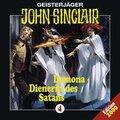 Geisterjäger John Sinclair - Damona, Dienerin des Satans, 1 Audio-CD