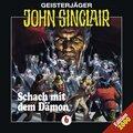 Geisterjäger John Sinclair - Schach mit dem Dämon, 1 Audio-CD