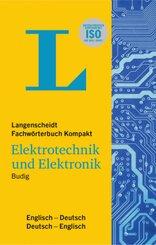 Langenscheidt Fachwörterbuch Kompakt Elektrotechnik und Elektronik Englisch