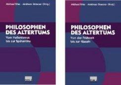 Philosophen des Altertums, 2 Bde.: Von der Frühzeit bis zur Klassik