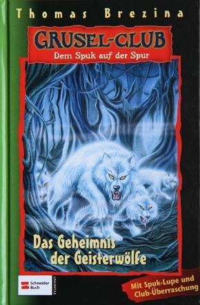 Brezina, Geheimnis d. Geisterwölfe