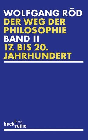 Der Weg der Philosophie - Bd.2