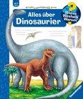 Alles über Dinosaurier - Wieso? Weshalb? Warum? Bd.12