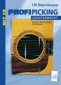 Profi Picking leichtgemacht, m. Audio-CD