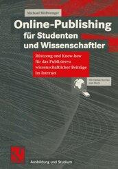 Online-Publishing für Studenten und Wissenschaftler