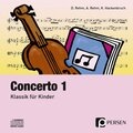Concerto, 1 Audio-CD - Tl.1