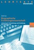 Biographische Erziehungswissenschaft