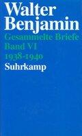 Gesammelte Briefe, 6 Bde.: 1938-1940; Bd.6