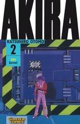 Akira, Original-Edition (deutsche Ausgabe) - Bd.2