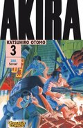 Akira, Original-Edition (deutsche Ausgabe) - Bd.3