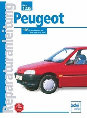 Peugeot 106, Baujahre 1991 bis 1995