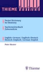 Taschenwörterbuch Zahnmedizin, Englisch-Deutsch/Deutsch-Englisch; Pocket Dictionary of Dentistry, English-German/German-