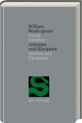 Gesamtausgabe: Antonius und Cleopatra; Antonius and Cleopatra; Bd.3