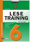 Lesetraining: Ab 6. Klasse