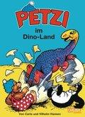 Petzi im Dino-Land