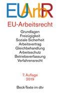 EU-Arbeitsrecht (EUArbR)