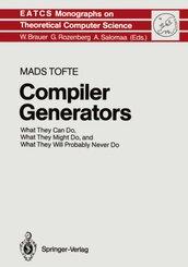 Compiler Generators