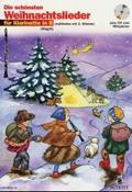 Die schönsten Weihnachtslieder, Notenausg. m. Audio-CDs: Für Klarinette in B, m. Audio-CD