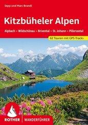 Rother Wanderführer Kitzbüheler Alpen