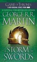 A Storm of Swords - Sturm der Schwerter, englische Ausgabe - Vol.1