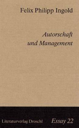 Autorschaft und Management