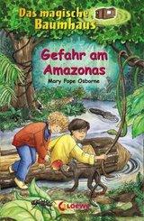 Das magische Baumhaus (Band 6) - Gefahr am Amazonas