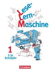 Lese-Lern-Maschine: Lese-Lern-Maschine - Band 1: 5./6. Schuljahr