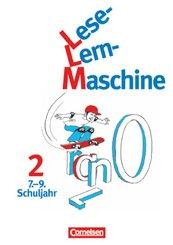 Lese-Lern-Maschine: Lese-Lern-Maschine - Band 2: 7.-9. Schuljahr