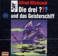 Die drei Fragezeichen und das Geisterschiff, 1 CD-Audio