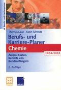 Berufs- und Karriere-Planer Chemie