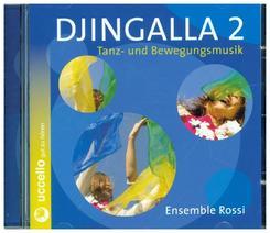 Djingalla, 1 Audio-CD - Tl.2