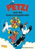 Petzi und die Geburtstagskinder