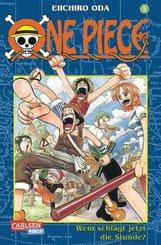 One Piece - Wem schlägt jetzt die Stunde?