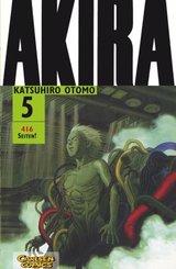 Akira, Original-Edition (deutsche Ausgabe) - Bd.5
