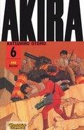 Akira, Original-Edition (deutsche Ausgabe) - Bd.6