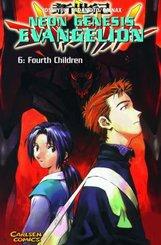 Neon Genesis Evangelion - Fourth Children