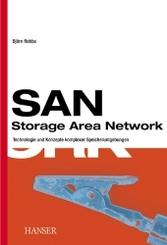 Storage Area Network (SAN) (Ebook nicht enthalten)