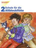 Schule für die Altblockflöte - H.2