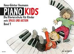 Piano Kids - Bd.1