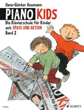 Piano Kids - Bd.2