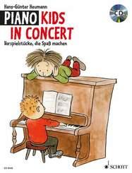 Piano Kids, In Concert, m. Audio-CD