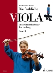 Die fröhliche Viola - Bd.1