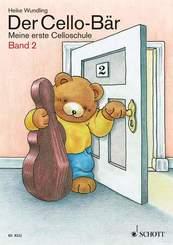 Der Cello-Bär - Bd.2
