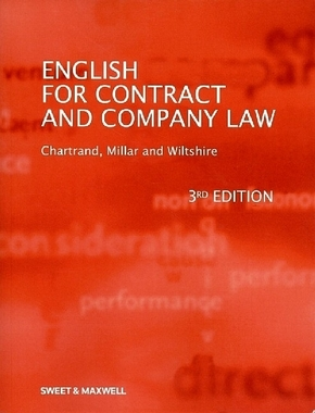 English for Contract and Company Law