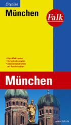 Falk Plan München, Cityplan