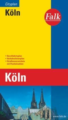 Falk Pläne: Köln, Cityplan